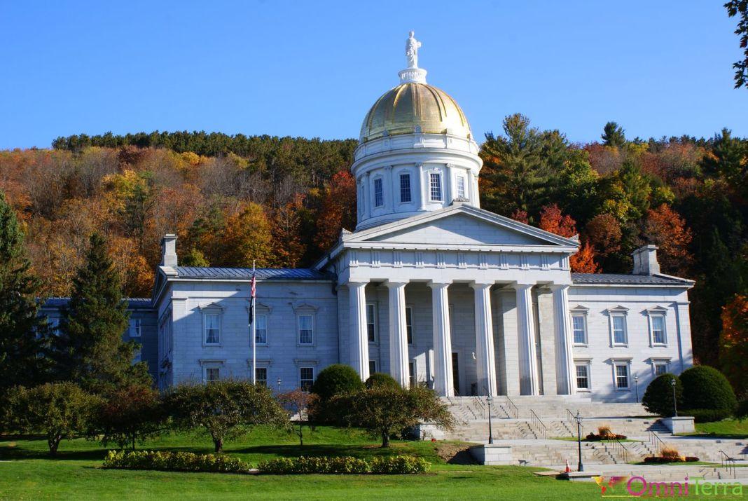 Vermont - Montpelier - Capitole 2