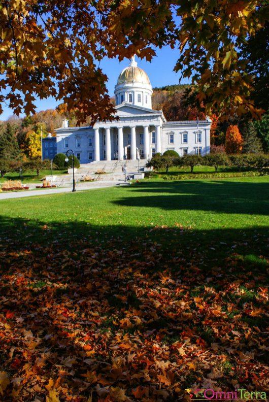 Vermont - Montpelier - Capitole
