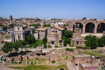 Forum romain - ensemble 2