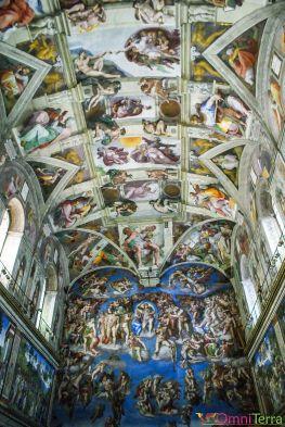 Rome - Vatican - Chapelle Sixitine