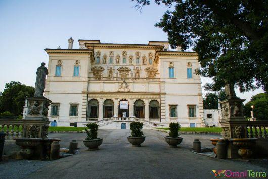 Rome - Villa Borghese