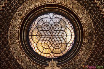 Prague-Josefov-Synagogue-espagnole-Détail