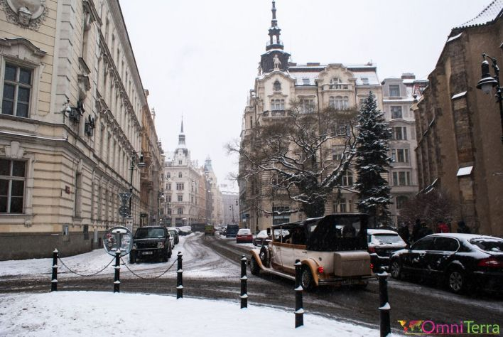 Prague-Josefov