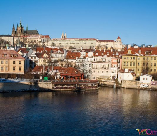 Prague - Mala Strana - Panorama