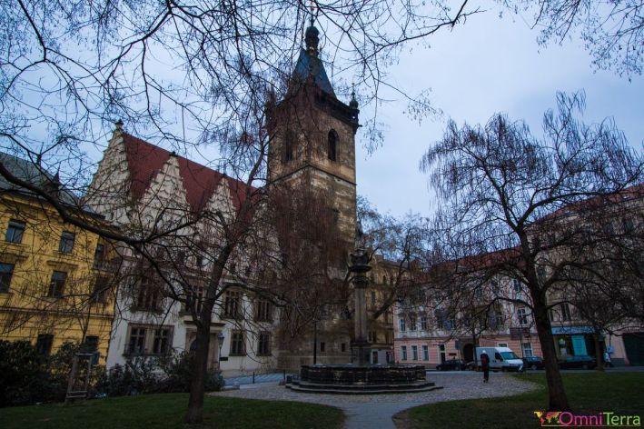 Prague-place-du-Memorial-Vitezslava-Halka