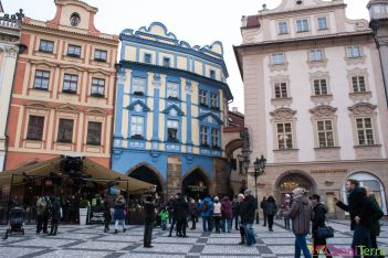 Prague-Stare-Mesto-place-Staromestske-Namesti-Facades