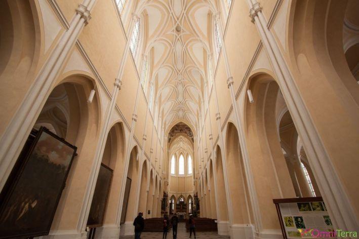 edlec - Eglise de l'assomption - Nef
