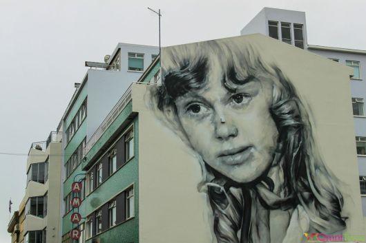 Islande - Akureri - Street Art