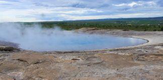 Islande - Geysir