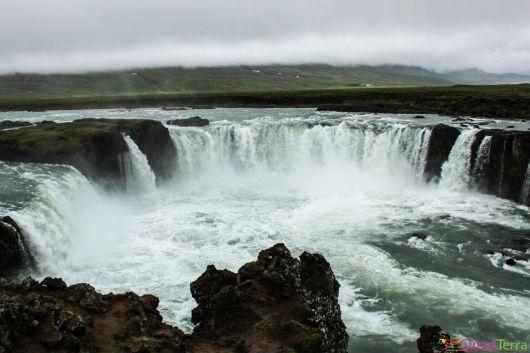 Islande - Godafoss