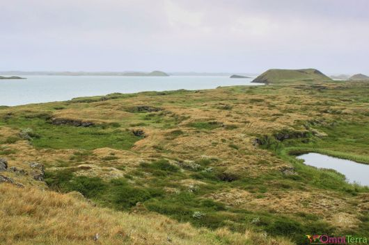 Islande - Lac Myvatn