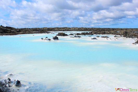 Islande - Myvatn - Nature baths lagoon
