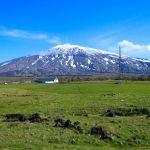 Islande - Parc national snaefellsjokull - Volcan