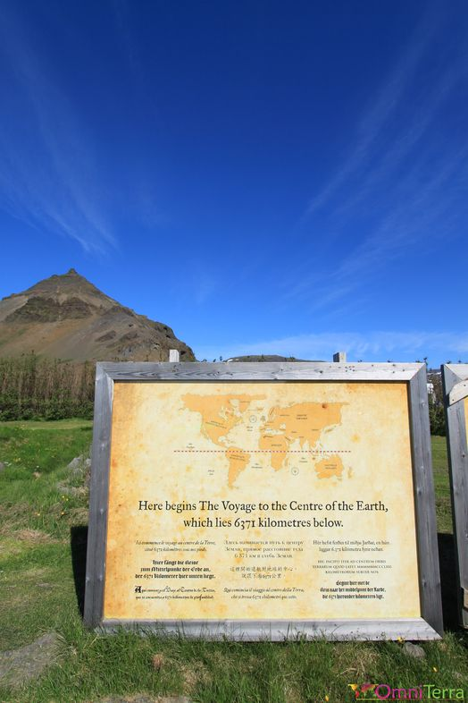Islande - Parc national Snaefellsjokull - Voyage au centre de la terre