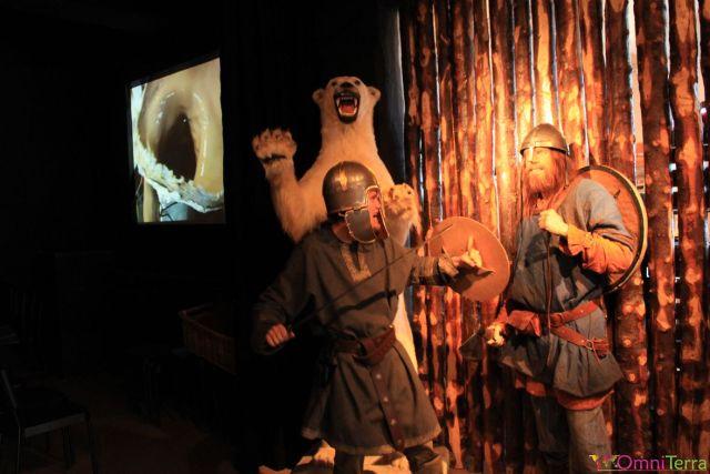 Islande - Reykjavik - Saga museum