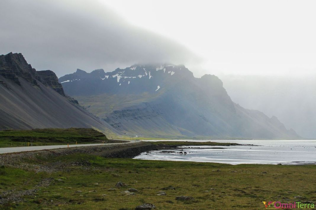Islande - Route vers Hengifoss - Fjords
