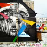 Montreal Street-Art - Mural Petite Bourgogne