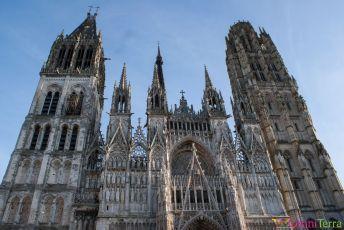 Rouen-Cathédrale-Facade