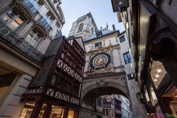 Rouen - Gros Horloge