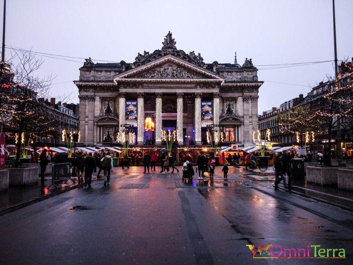 Bruxelles - Place de la Bourse