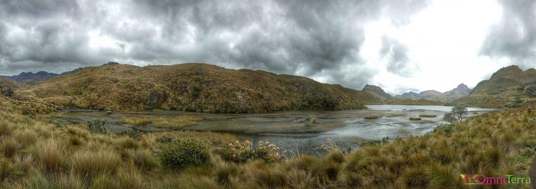 equateur-cuenca-parc-el-cajas-panorama