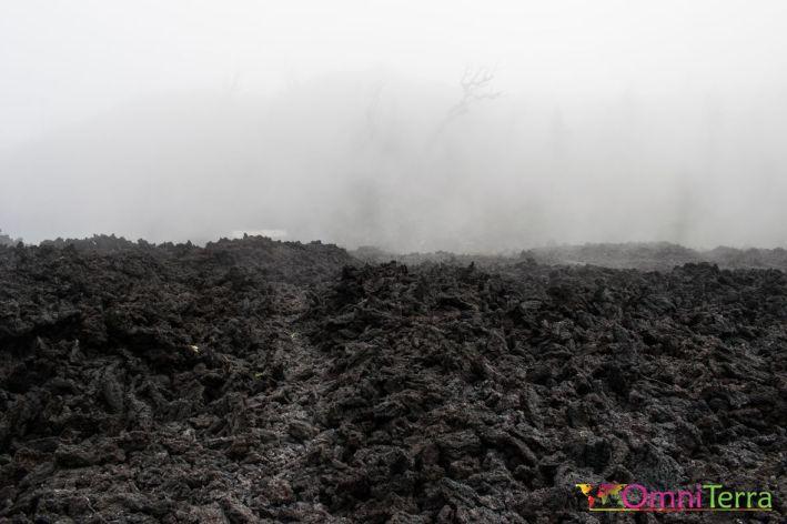 Guatemala - Volcan Pacaya - Basalte