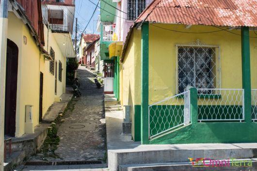 Guatemala - Flores -rue