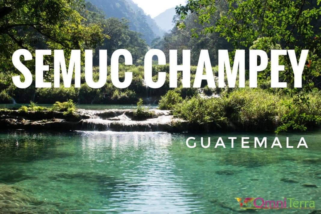 Guatemala - Semuc Champey Cover