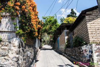 Guatemala - Atitlan - San Marco rue