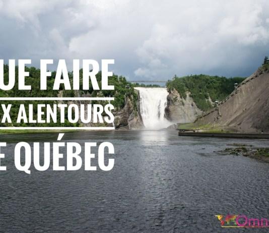 Quebec - Chutes Montmorency