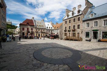Quebec - Place Royale