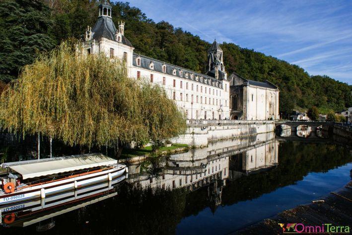 Perigord Brantome-Chateau