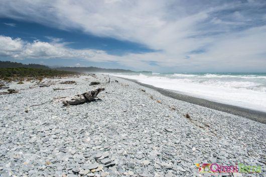 Nouvelle zelande - Gillespies Beach