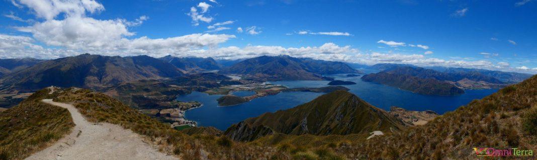 Nouvelle zelande -wanaka- roys peak panorama (2)