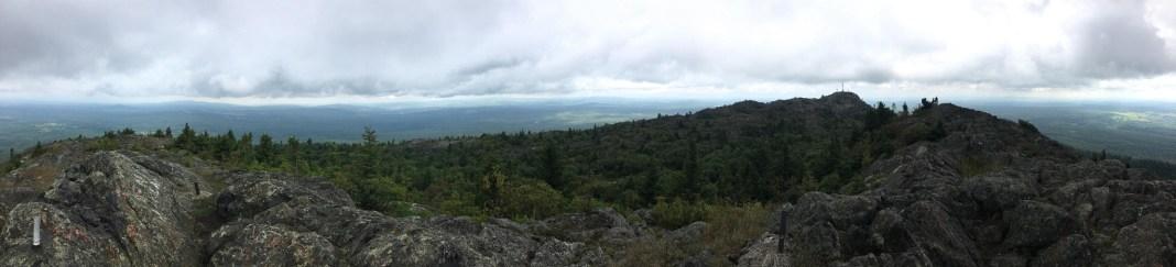Québec - Mont-Ham - Panorama