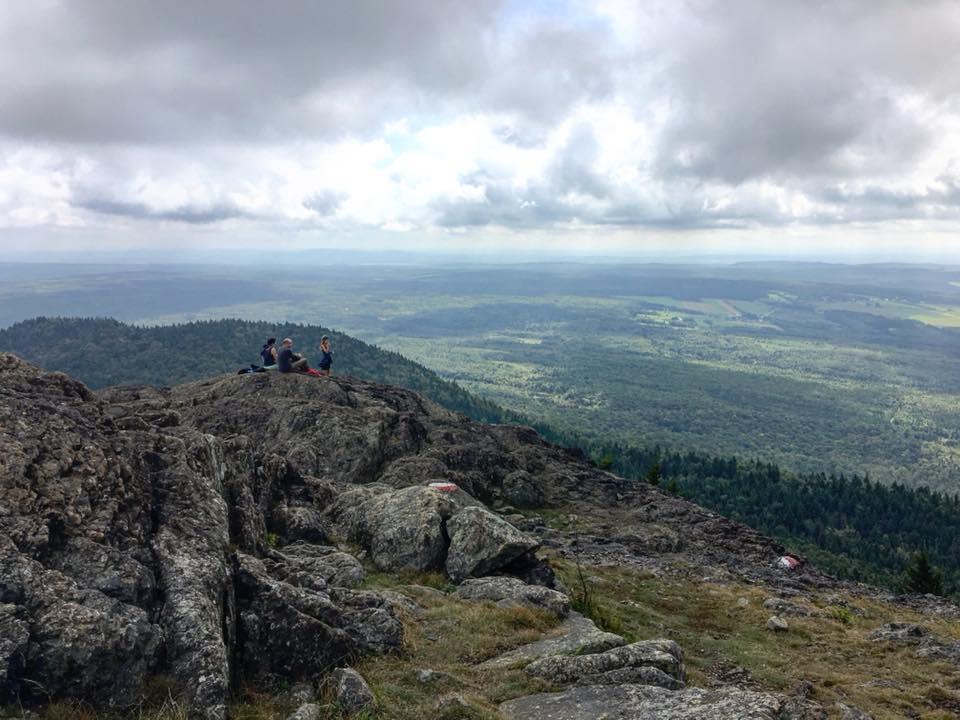 Québec - Mont-Ham