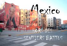 Mexico hors des sentiers battus cover