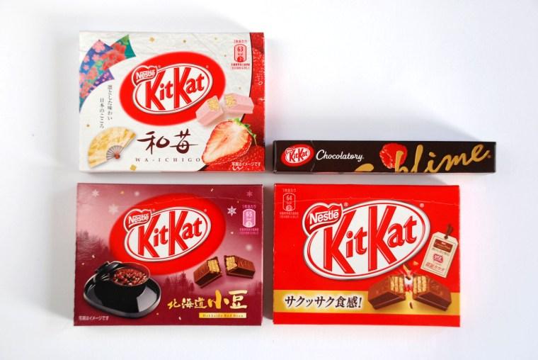 Om Nom Nomad - Japanese Kit Kat