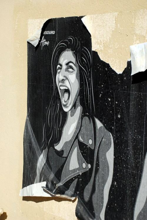 Om Nom Nomad - Tel Aviv Street Art