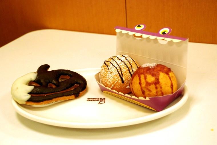 Om Nom Nomad - Mister Donut