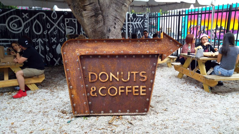 Om Nom Nomad - The Salty Doughnut @ Wynwood
