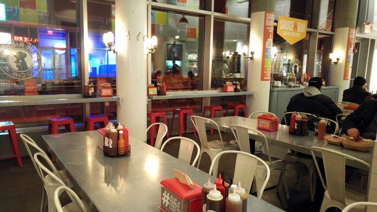 New York City Food Diaries - The Savory Addition - Om Nom Nomad