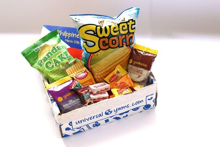 Om Nom Nomad - Universal Yummy Box