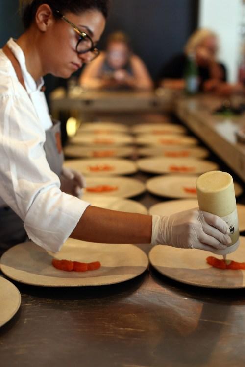 Om Nomad Nomad - Fine Dining meets Street Food for Brunch   OCD, Tel Aviv