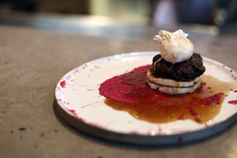 Om Nomad Nomad - Fine Dining meets Street Food for Brunch | OCD, Tel Aviv