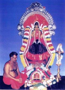Bangaru Adugalar with Adi Parashakti Devi