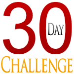 30 Day Challenge-Be Active