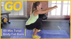 40 Min Total Body Fat Burn Image