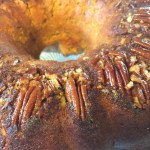 Let Them Eat Boozey Cake – Pumpcan Pecan Maple Bourbon Bundt Cake!