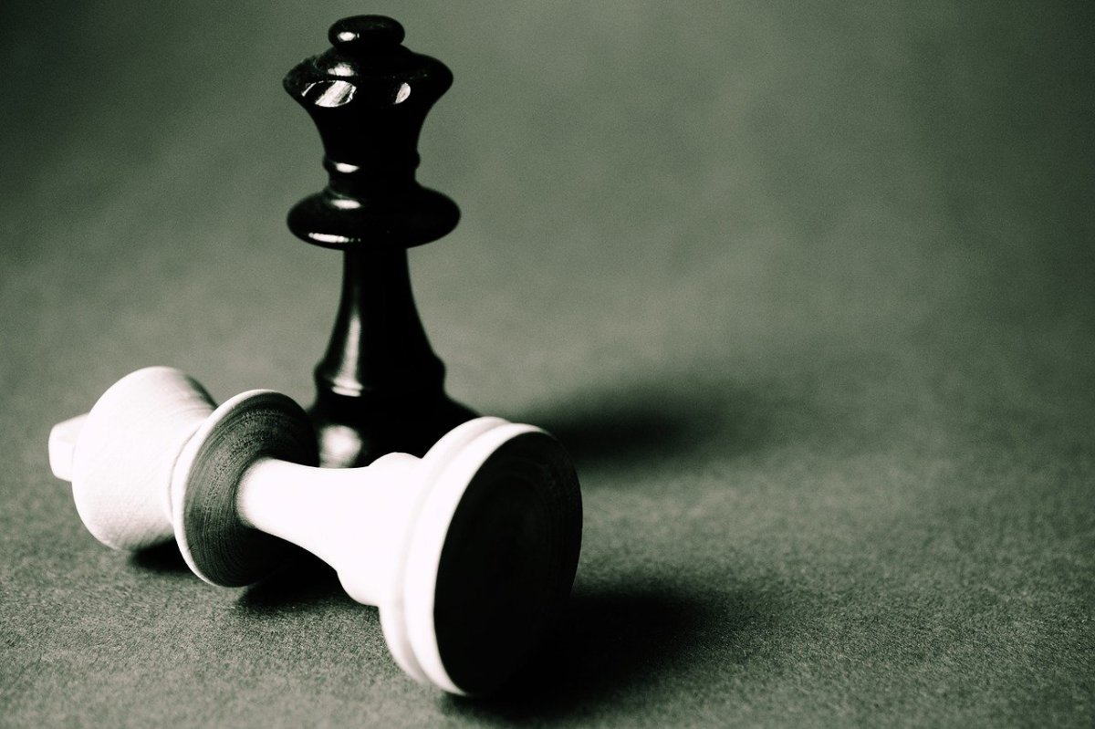 board game, checkmate, chess